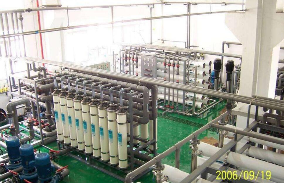 电镀废水中水回用(超滤反渗透竞博jbo首页)